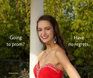 Got big plans for prom
